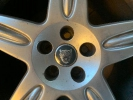 4 fælge + dæk