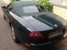 Jaguar XK 8, 4,0 convertible, 1999