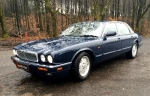 NEDSAT - Dronning Ingrids Jaguar XJ6 4,0 Sovereign