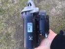 ny startermotor og tændspole til  X300 , 4.0 ,  årgang 1997