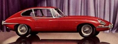 Jaguar E-type Serie 1 2+2 4.2 litre