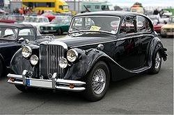 Jaguar Mk V 2½ Litre Saloon