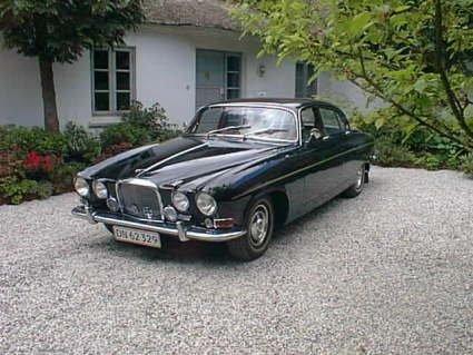 Jaguar MK X 3.8 L