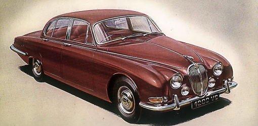 Jaguar S-type 3.8