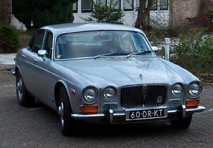 Jaguar XJ 12 Serie I