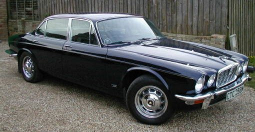 Jaguar XJ 12 Serie II
