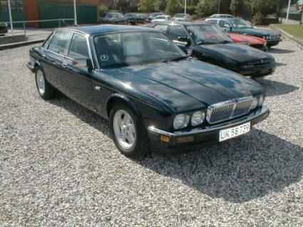 Jaguar XJ 6 3.2 (XJ40)