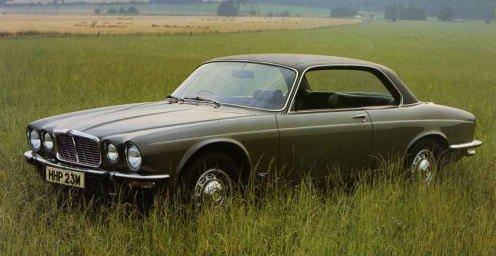 Jaguar XJ 6 Coupe Serie II