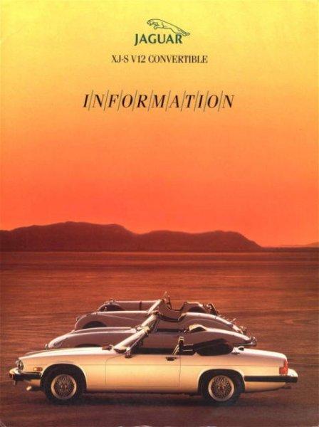 Jaguar XJS V12 C
