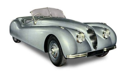 Jaguar XK 120 Open Two Seater Super Sports