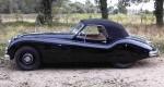 Jaguar XK140DHC