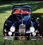 Jaguar XK 140 Fixed Head Coupé