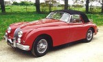 Jaguar XK 150 Drop Head Coupé 3.4