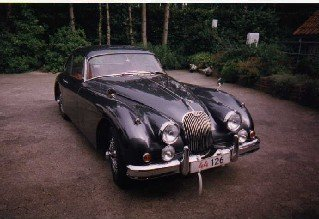 Jaguar XK 150 Fixed Head Coupe 3.8