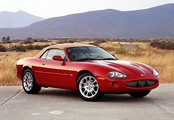 Jaguar XKR 4.0 Convertible Supercharged