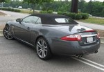 Jaguar XKR 4.2 Convertible Supercharged