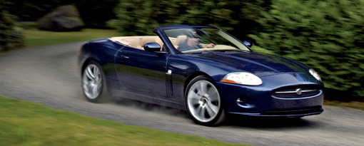 Jaguar XK 3.5 Convertible